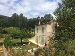 Villa Fontaine Grimaud