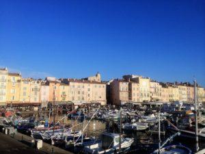 Saint-Tropez harbour