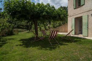 Villa Fontaine - jardin